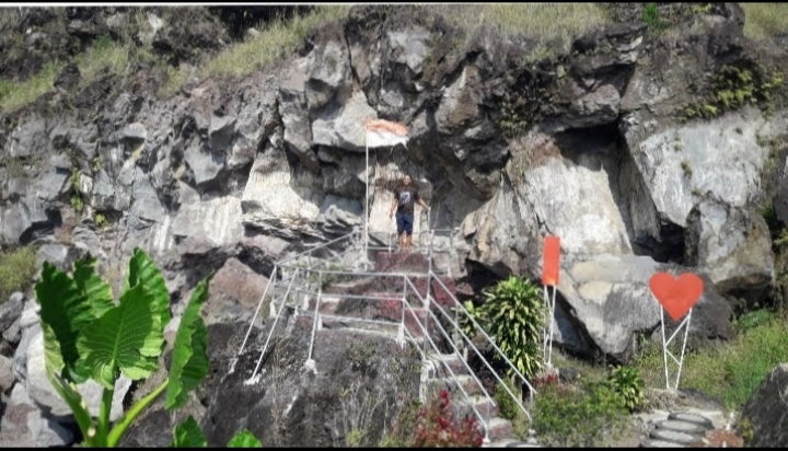 Duit Goceng Dapet Apa Bisa Ke Taman Batu Hanjuang Dong